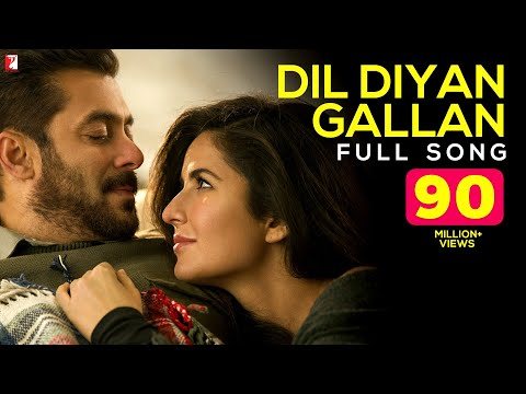Xxx Mp4 Dil Diyan Gallan Full Song Tiger Zinda Hai Salman Khan Katrina Kaif Atif Aslam 3gp Sex