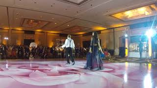 Surprise Father Daughter Dance   Indian Wedding   #fromlovetoshahdi