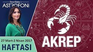 Akrep Burcu Haftalık Astroloji Yorumu 27 Mart-2 Nisan 2017