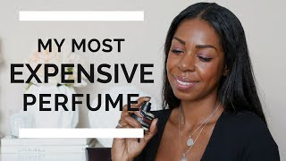 My Most Expensive Perfume - Frederic Malle Lipstick Rose | Dominique Of Style Domination