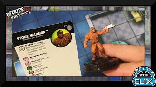 Married With Clix - Teenage Mutant Ninja Turtles Unplugged Figure Review [Heroclix]