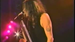 Aerosmith Hole In My Soul live Germany '97