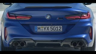 15 min of BMW M8 Competition Coupe and Convertible. BRUTAL! Frozen Marina bay Blue.
