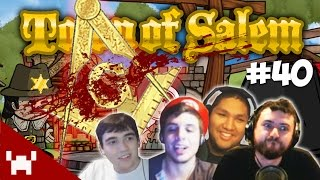 KILLING THE MASON FAMILY! (Town of Salem TRI FACECAM w/ The Derp Crew Ep. 40)