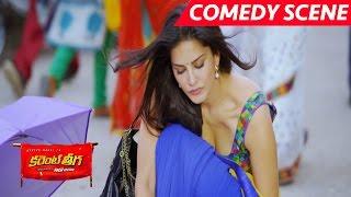 Sunny Leone Glamours Scene - Romantic Scene - Current Theega Movie Scenes
