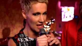 Roxette - The Centre Of The Heart (Is A Suburb To The Brain) (Official Video)
