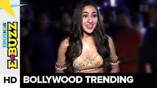 Sara Ali Khan at a College festival   Bollywood News   ErosNow eBuzz