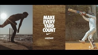 NIKE: MAKE EVERY YARD COUNT
