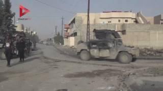 """القوات العراقية  """"داعش"""" بدأ يضعف في الموصل"""