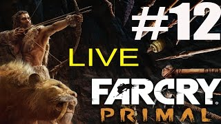 Live | Far Cry Primal | Gameplay (IN HINDI) #12