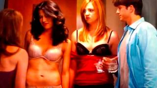 NO STRINGS ATTACHED FUNNY DRUNK SCENE - Natalie Portman & Ashton Kutcher