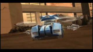 Hot Wheels Battle Force 5 video game trailer Nintendo Wii and DS