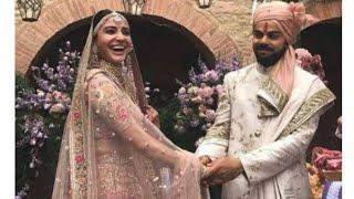 Cricket Player Virat KOLI WEDDING Photo album's