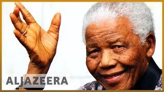 🇿🇦 South Africa celebrates Nelson Mandela