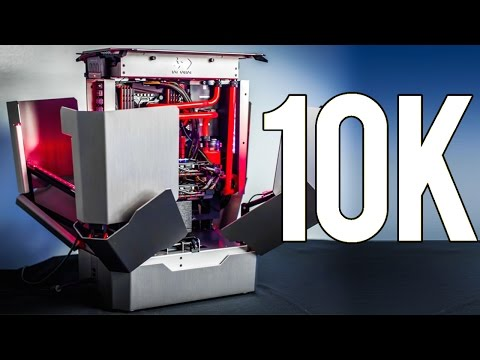 The DREAM 10 000 Ultimate Gaming PC for 2017