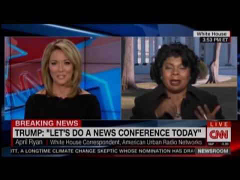 Reporter I ve Never Seen Anything Like Trump s Presser