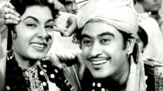 Is Duniya Mein Sab Chor Chor - Lata Mangeshkar - BHAI BHAI - Kishore Kumar, Nimmi
