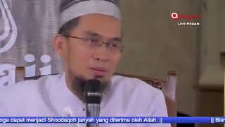 Ustadz Adi Hidayat : Kerinduan Nabi Muhammad SAW kepada ummatnya