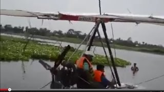 A Bangladeshi inventor invented a chopper using a speed boat   YouTube