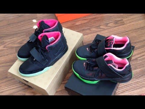 Marmatic28: Nike Air Yeezy 2 + Nike ID KD IV