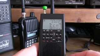 #188: Mini review / demo: GP-5/SSB Shortwave, AM/FM and SSB portable receiver