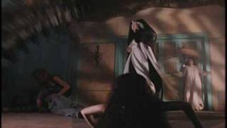 Angela's Demise in Night of the Demons 2(1994).