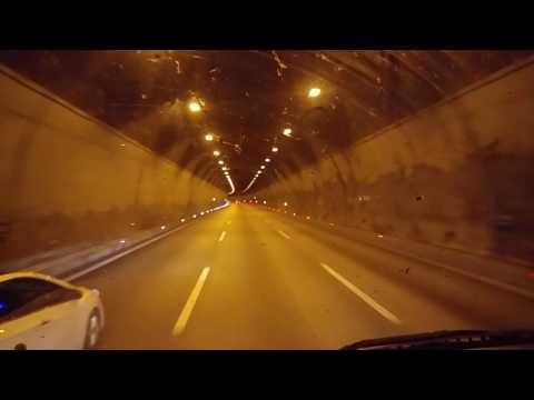 Bolu dagı tünel anonsu