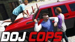 Dept. of Justice Cops #202 - Kifflom Bloodshed (Criminal)