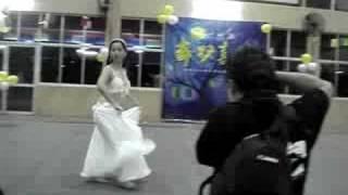 Dance Point Malaysia Belly Sabrina