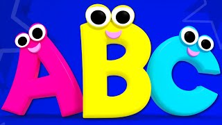 ABC Song | Alphabets Song | Nursery Rhymes For Kids And Childrens
