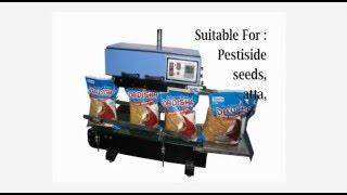 Atta sealing & Packing   machine