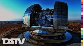 NEW EUROPEAN EXTREMELY LARGE TELESCOPE DESIGN UNVEILED