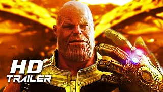 Avengers Infinity War - Trailer 2 [HD] (2018 Movie) Robert Downey Jr |Marvel Studios|Concept|FanMade