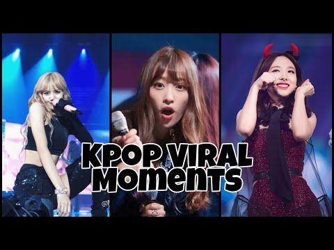 KPOP VIRAL MOMENTS Girls Ver.