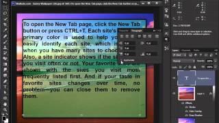 41 Adobe Photoshop Cs6 tutorial in bangla  Type tools advance   4