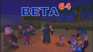 Beta64 - Earthbound 64 / Mother 3