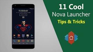 11 Cool Nova Launcher Tips & Tricks (2017 Updated)