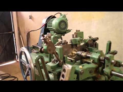 Torno minutero de alta producción Maquinas para madera
