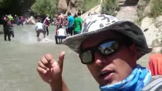 Saidan Bibi waterfall/آبشار بی بی سیدان استان اصفهان، شهرستان سمیرم