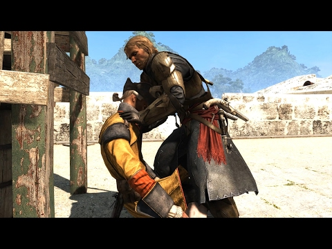 Assassin's Creed 4 Black Flag Mayan Master Stealth & Combat