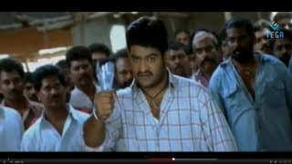 Simhadri Movie - Jr. Ntr Best Action Scenes - Ankita, Bhumika Chawla