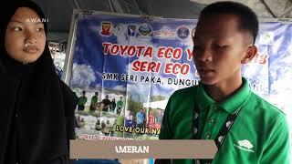 #AWANIJr: Majlis Pelancaran Toyota Eco Youth 2018