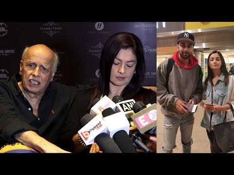 Xxx Mp4 Finally Mahesh Bhatt And Pooja Bhatt Talk About Alia Bhatt Marriage 3gp Sex