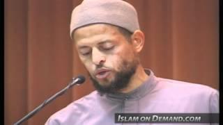 Three Types of Jihad - Zaid Shakir