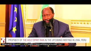 THE LORD REVEALS ELIJAH THE DREADED PROPHET OF THE LORD