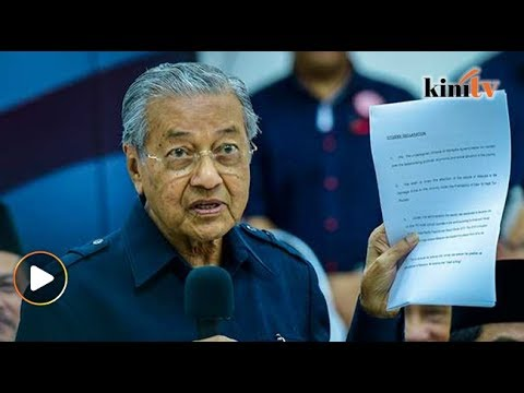 Xxx Mp4 I Know Contents Of BNM MACC And Audit Reports On 1MDB Says Mahathir 3gp Sex