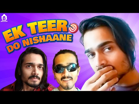BB Ki Vines- | Ek Teer Do Nishaane |