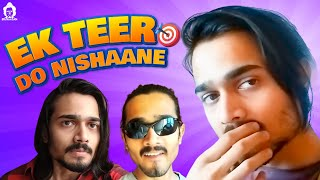 BB Ki Vines- | Ek Teer Do Nishaane |