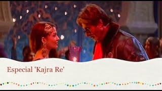 Making of Kajra Re