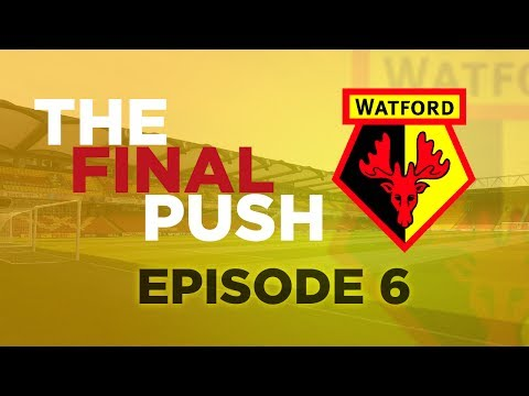 FM14 - The Final Push - Ep.6 The Sexy Counter Attack? | Football Manager 2014